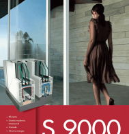 Ventana Corredera S9000 GELAN  - Cordovent